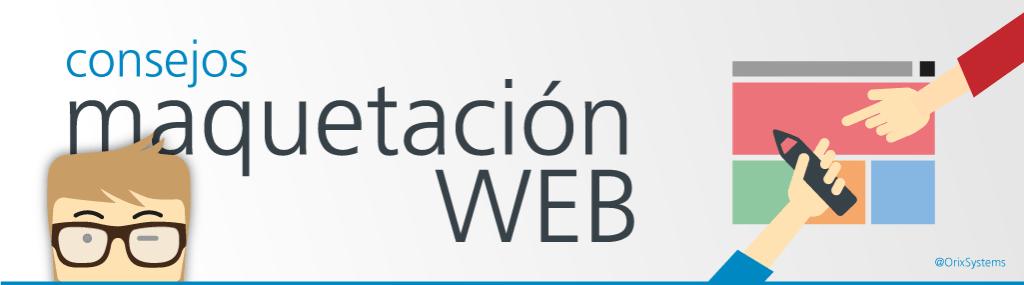 maquetación-web