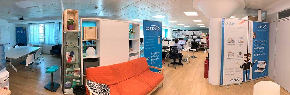 Oficinas de Orix