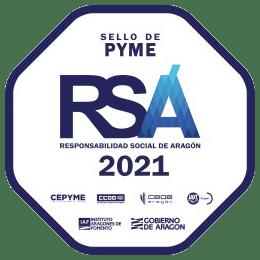 Sello de Empresa RSA 2021