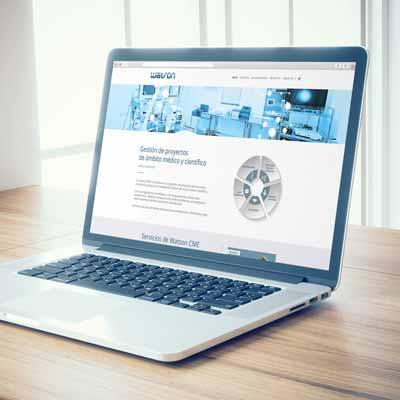 Páginas web profesionales con Wordpress
